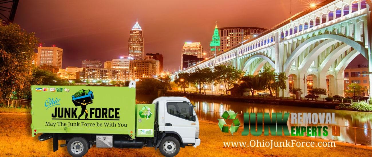 Ohio Junk Force company background image.