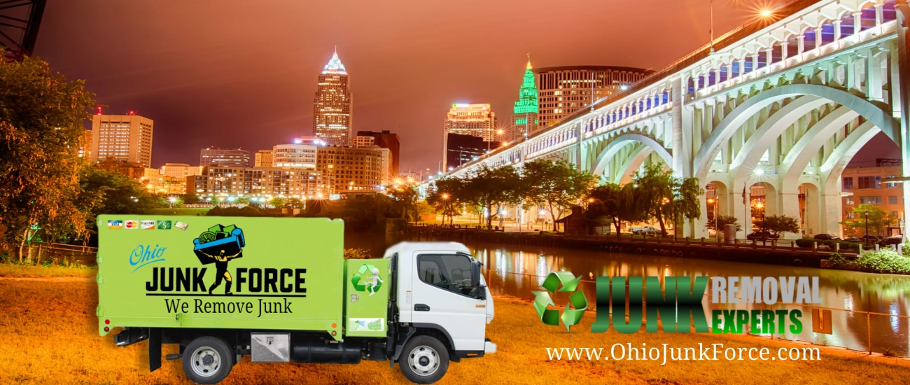 Ohio Junk Force | Junk Removal & Hauling Services | Cleveland - 888